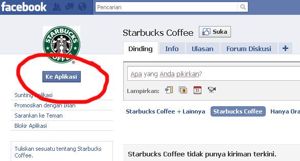 update status facebook 1