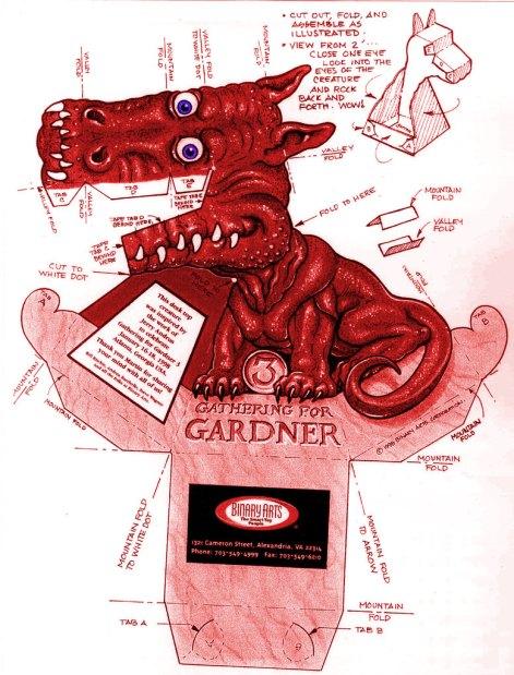The Hologram Dragon Deddy Corbuzier